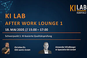KI-Lab Heidelberg - After Work Lounge